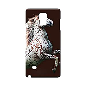 BLUEDIO Designer Printed Back case cover for Samsung Galaxy Note 4 - G7274