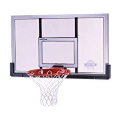 Lifetime 73729 Backboard and Rim Combo Kit by LIFETIME