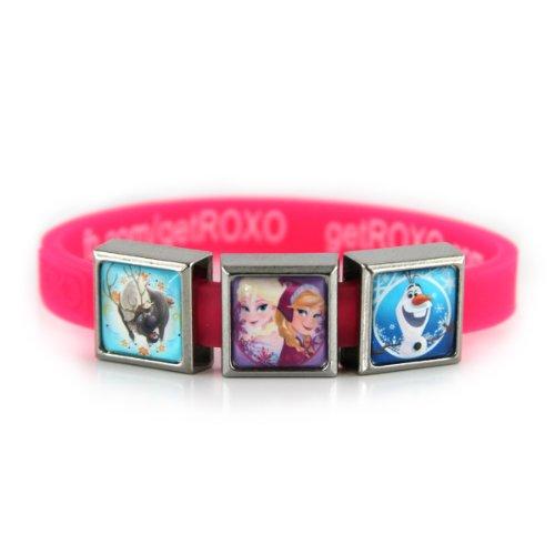 Roxo Disney Frozen-2 3 Charm Bracelet - 1