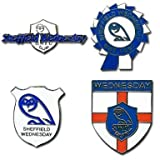 Sheffield Wednesday Pin Badges