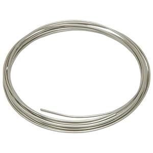 Brimal 24 SWG Nichrome (Nickel/Chrome) Wire per 2 metre length (CB930a)