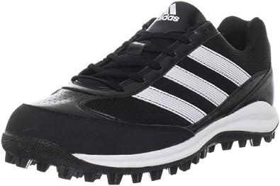 (疯抢)仅售$33 adidas 男士球鞋13.5码Men's Turf Hog LX Low Football Cleat
