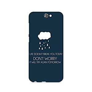 TAZindia Designer Printed Hard Back Case Mobile Cover For HTC Desire One A9