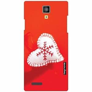 Design Worlds - Micromax Canvas Xpress A99 Designer Back Cover Case - Multico...