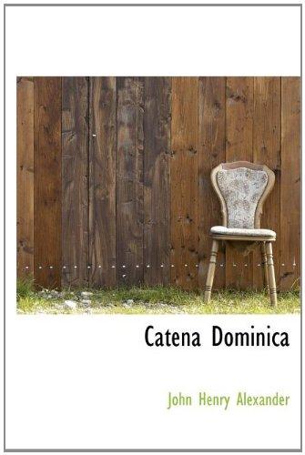 Catena Dominica