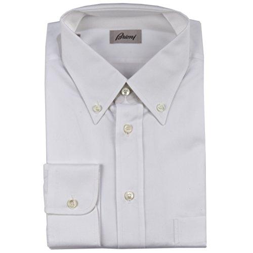brioni-button-down-collar-shirt-white