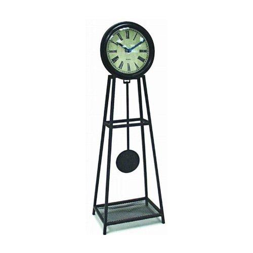 The Sage - Wrought Iron Pendulum Table Clock