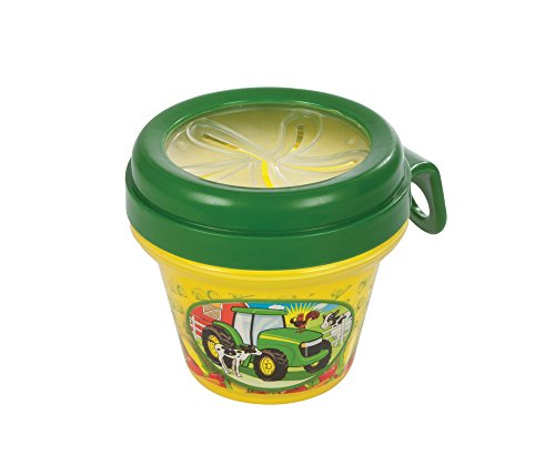 John Deere Spill-Proof Snack Bowl - 1