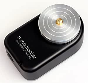 SIGHTRON ポータブル赤道儀 nano.tracker ナノトラッカー ブラック AS0001BK