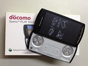 Sony Ericsson Xperia PLAY R800i 香港版 SIMフリー ブラック