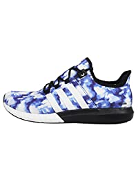 Adidas Men's CC Gazelle Boost M, BLUE/WHITE/BLACK