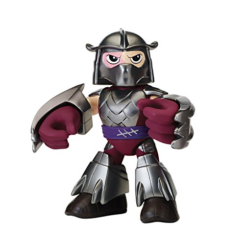 Teenage Mutant Ninja Turtles Pre-Cool Half Shell Heroes 6 Inch Shredder Talking Turtles Figure