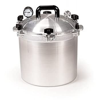 All American 921 21-1/2-Quart Pressure Cooker/Canner