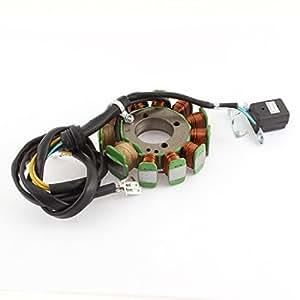 Modified Copper Stator Generator Charging Coil