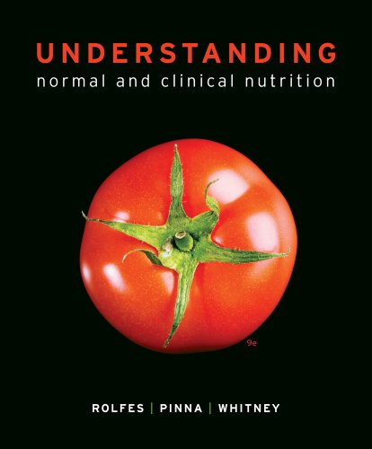 Bundle: Understanding Normal And Clinical Nutrition, 9Th + Nutrition Coursemate With Ebook Printed Access Card