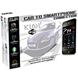 PLX Devices Kiwi 2 Wifi OBD Car to Smartphone Wireless Link and Scan Tool for Apple iPhone iPad.