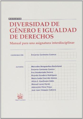 DIVERSIDAD DE GENERO  E IGUALDAD DE DERECHOS