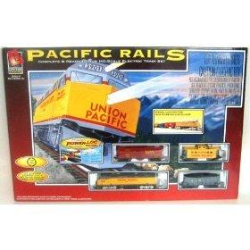 Walters Life Like Trains Pacific Rails Electric Train Set