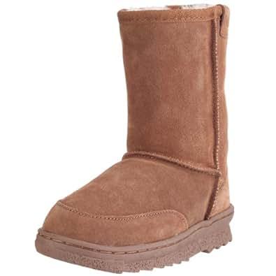 EMU Australia Bushranger Lo, Boots mixte enfant - Marron (Chestnut), 24 EU (7 UK)