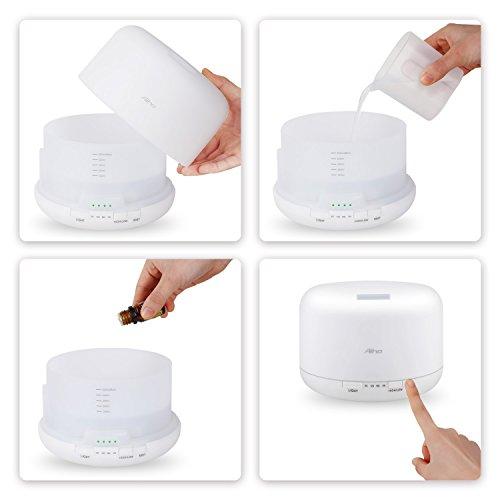 Diffusore-di-aromi-Aroma-terapia-Aiho-traslucido-500-ml-olio-essenziali-nellaria-umidificatore-con-suono-ultra-7-LED-di-luce-la-nebbia-in-modalit-regolazione-senzacqua-Auto-off-in-modo-sicuro-e-silenz