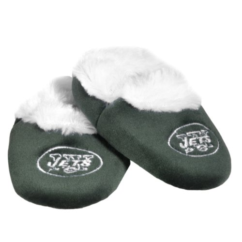 NFL New York Jets Baby Bootie Slippers at Amazon.com