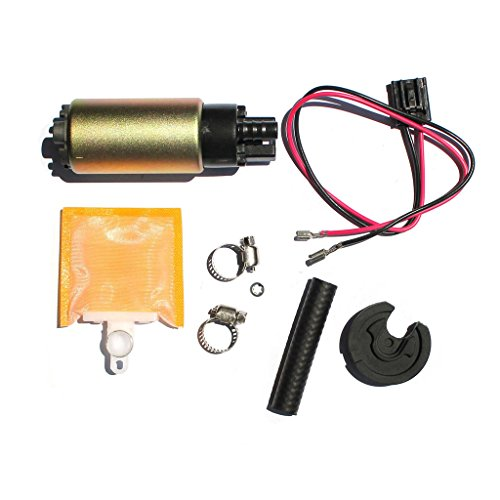 CUSTOM 1pc New Electric Intank Fuel Pump With Installation Kit E8213 E2068 (Rsx Fuel Pump compare prices)
