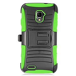 Amazon.com: Huawei Raven LTE Case, Combo Rugged Shell Cover Holster