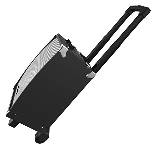 Sharper Image Portable Bluetooth Speaker Wireless Tailgate Amplifier Guitar Jack