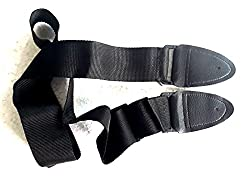 Guitar Strap, Black color, @ very low price, guitar, accessory, Strap, Belt, 2