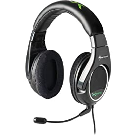 Sharkoon X-Tatic 5.1 Digital Headband Headset + SCU
