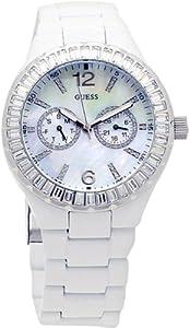 GUESS White Bracelet Watch