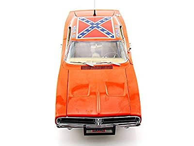 Dukes of Hazzard 1969 Dodge Charger General Lee 1/18 (Authentics Version)