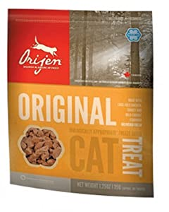 Orijen Original Freeze Dried Cat Treats 1.25 oz.
