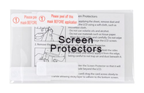 Nintendo Licensed Screen Protectors screenshot