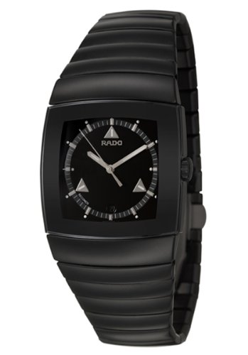 Rado Men's R13765152 Ceramic Analog Silver Dial Watch