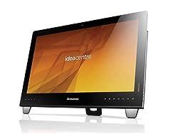 Lenovo IdeaCentre B540 23-Inch All-in-One Touchscreen Desktop (Black/Brushed Aluminum)