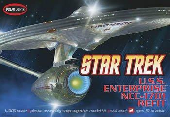 1 1000 USS Enterprise NCC-1701A