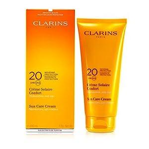 Clarins - Sun Care Cream Moderate Protection 20 UVB/UVA - 200ml/7oz