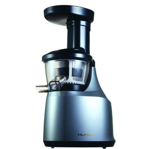 Vitality4Life HU-400SL Hurom 400 Pro Juicer, Silver from Vitality4Life