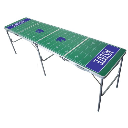 NCAA Kansas State Wildcats Tailgate Ping Pong Table With Net