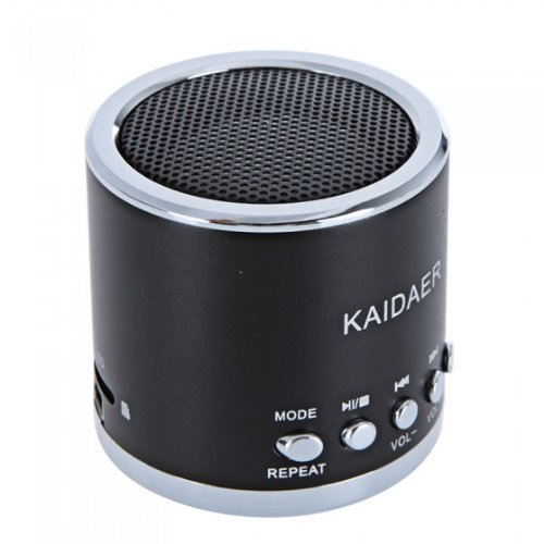 Andoer Kaidaer Mini Speaker Micro Sd/Tf Speaker Sound Audio Amplifier Mp3/4 Player Portable