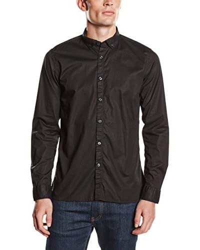Springfield Camisa Hombre Solid Slim Fit