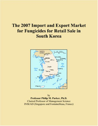 The 2007 Import and Export Market for Fungicides for Retail Sale in South Korea
