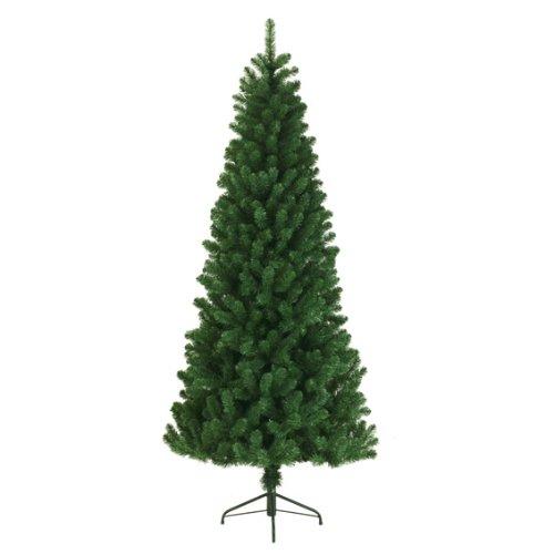 Kaemingk 684514 Baum New Foundland Slim Pine, Soft Nadel PVC, innen, Höhe 210 cm thumbnail