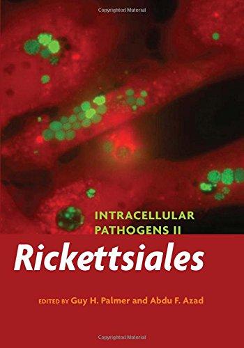 Intracellular Pathogens II: Rickettsiales PDF