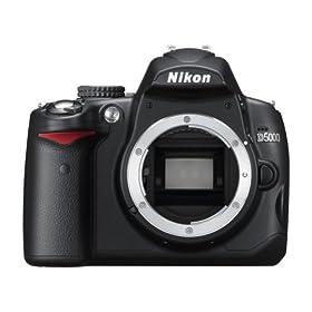 Nikon デジタル一眼レフカメラ D5000 ボディ D5000