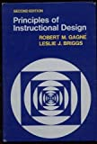 img - for Principles of Instructional Design by Gagne Robert M. Briggs Leslie J. (1979-01-01) Hardcover book / textbook / text book