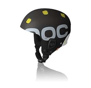 POC Fahrradhelm Receptor Backcountry Mips, Black, 53-54 cm, 10490