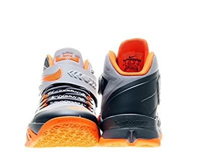 Nike Zoom Lebron Soliders VIII (GS) Boys Basketball Shoes