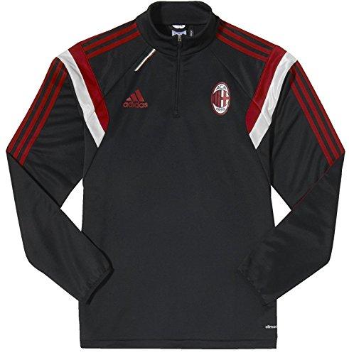 Adidas - Felpa sportiva, logo: Milan AC 2014/15 ...XX-Large